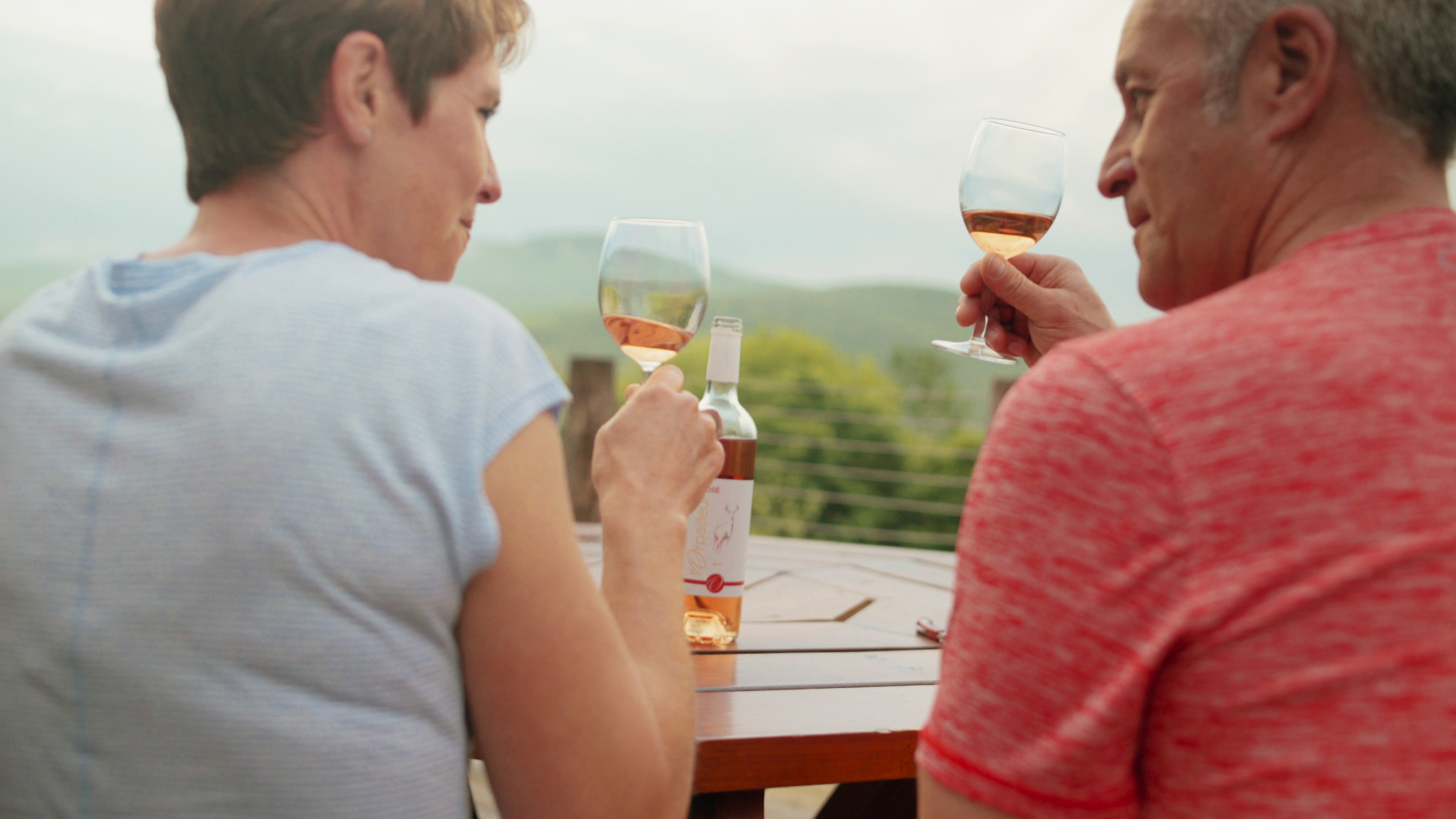 4 reasons to fall under the spell of Quebec rose wines
